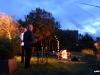 Noordwijk Mattie & Bert sunset web