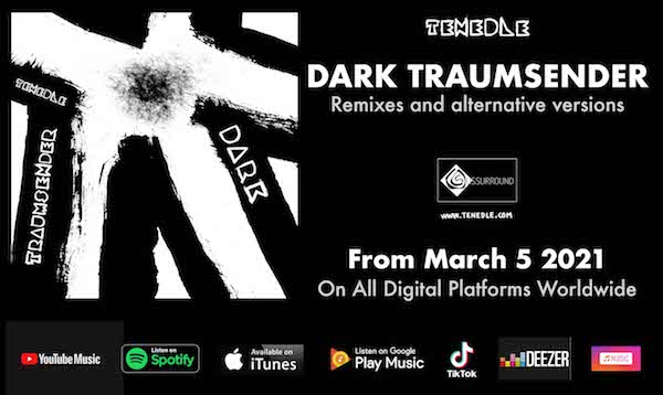 Announce DARK TRAUMSENDER
